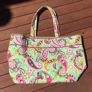 Vera Bradley XL Tote Bag